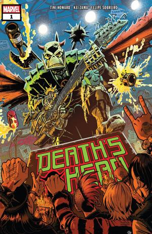 Death's Head édition Issues (2019)