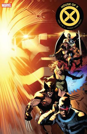 House of X # 3 Issues (2019)