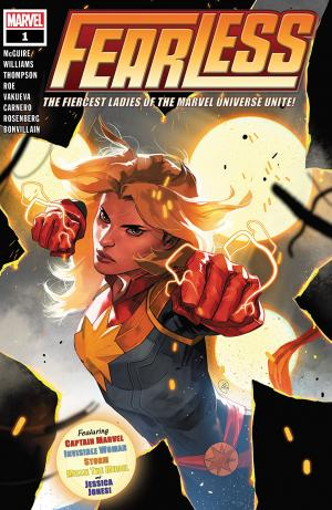 Fearless 1 Issues (2019)