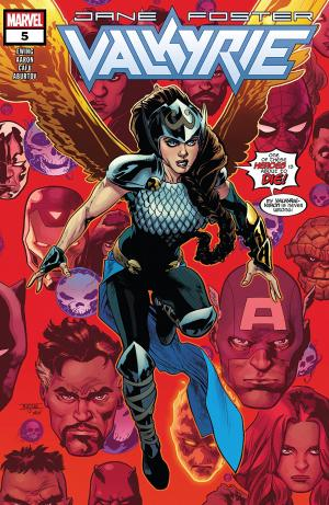 Valkyrie - Jane Foster 5 Issues (2019 - Ongoing)