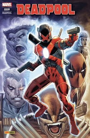 Deadpool 9 Softcover (2019 - En Cours)