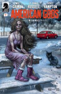 American Gods - My Ainsel # 7 Issues (2018)
