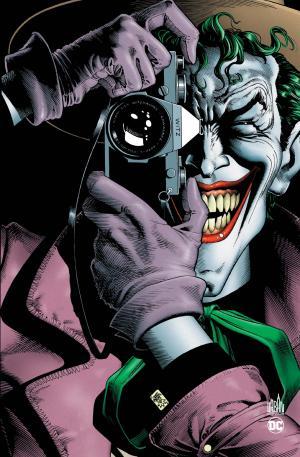 Batman - Rire et Mourir  TPB Hardcover (cartonnée) - Edition DC Deluxe