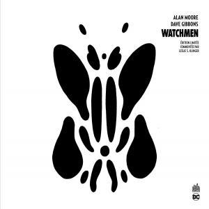 Watchmen - Les Gardiens  TPB Hardcover - edition noir et blanc