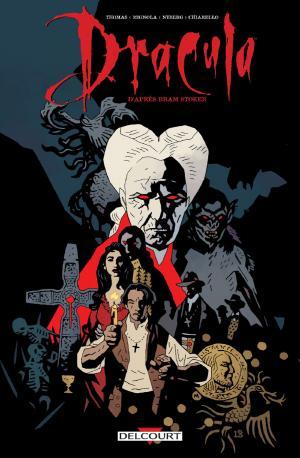 Dracula (Stoker)  TPB hardcover (cartonnée)