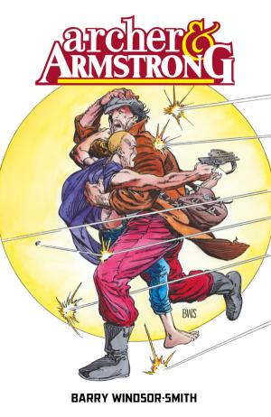 Archer and Armstrong par Barry Windsor-Smith 1