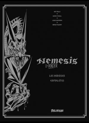 Nemesis Le Sorcier 1 TPB hardcover (cartonnée)