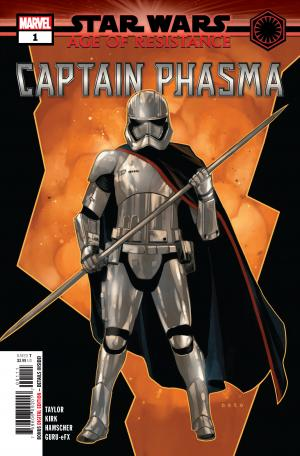 Star Wars - Age of Resistance : Captain Phasma # 1 Issues