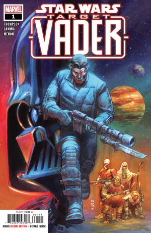 Star Wars - Target Vader 1 Issues (2019)