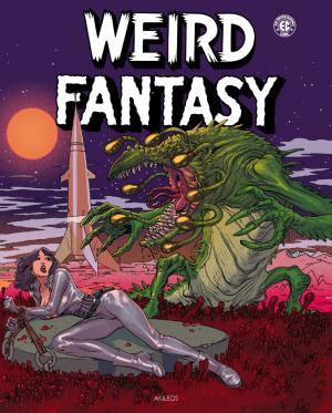 Weird Fantasy 2 TPB hardcover (cartonnée)