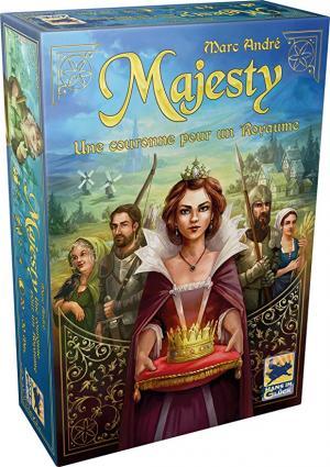 Majesty édition simple