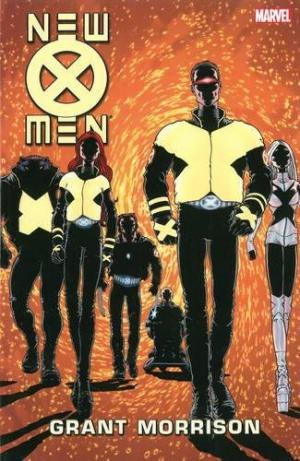 New X-Men édition TPB softcover - Grant Morrison Edition (2008)