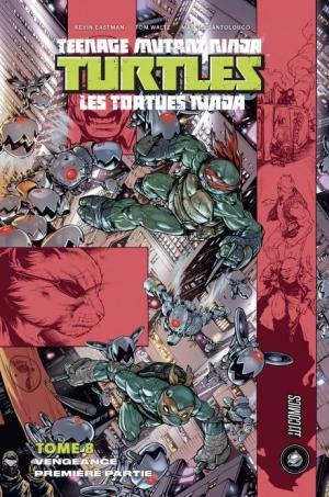Les Tortues Ninja 8 TPB Hardcover (cartonnée) - Issues V5 (Suite)