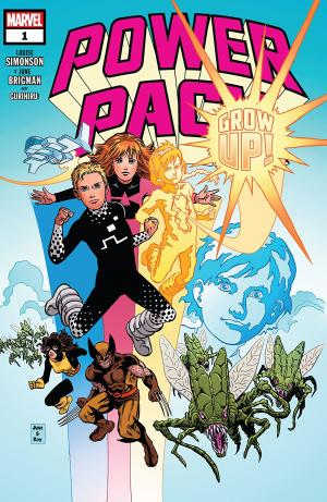 Power Pack - Grow Up! édition Issue (2019)