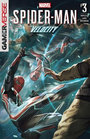 Marvel's Spider-Man - Velocity 3 Issues (2019)