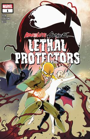 Absolute Carnage - Lethal Protectors édition Issues (2019)
