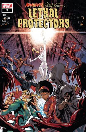 Absolute Carnage - Lethal Protectors 3 Issues (2019)