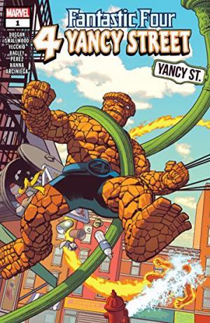 Fantastic Four - 4 Yancy Street # 1 Issue (2019)