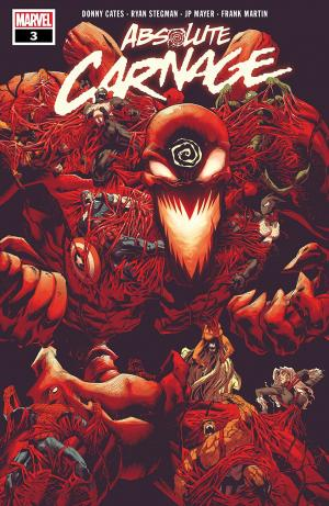 Absolute Carnage # 3 Issues (2019)