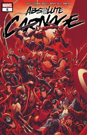 Absolute Carnage # 5 Issues (2019)
