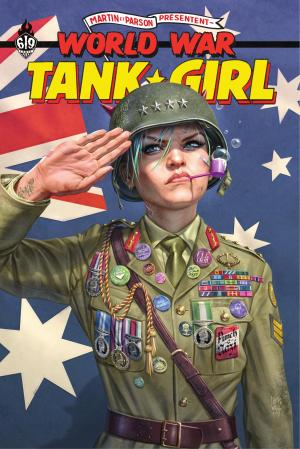 World War Tank Girl  TPB softcover (souple)