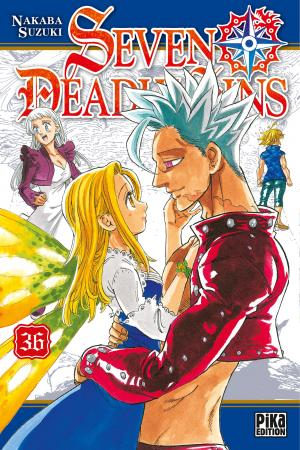 Seven Deadly Sins 36 simple