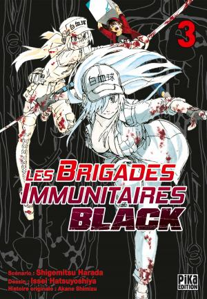 Les Brigades Immunitaires Black 3 simple