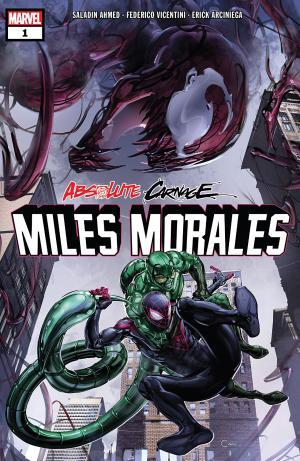 Absolute Carnage - Miles Morales édition Issues (2019)