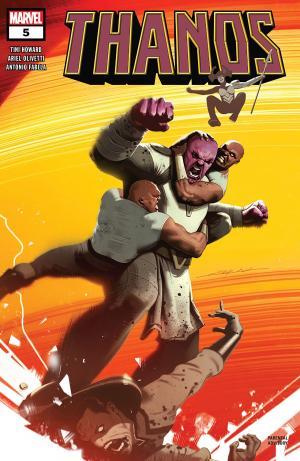 Thanos # 5 Issues V3 (2019)