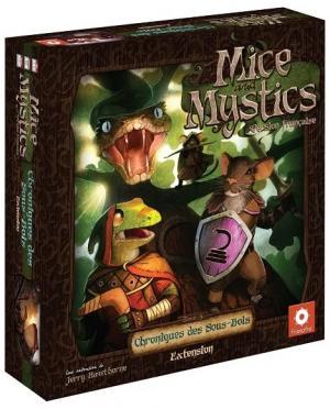 Mice and Mystics : Chroniques des sous-bois édition simple