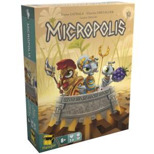 Micropolis édition simple