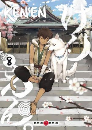 Ken'en - Comme chien et singe 8 Simple
