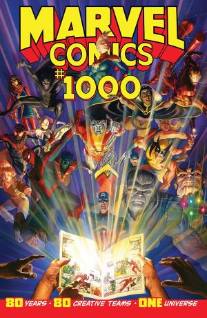 Marvel Comics # 1000 Issues V2 (2019 - Ongoing)