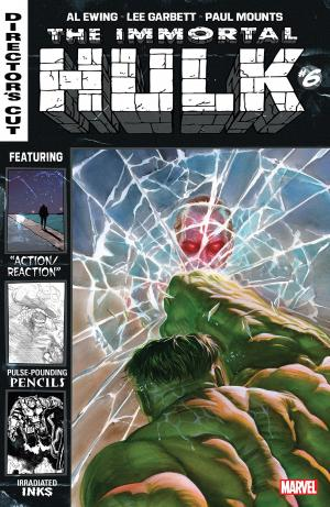 Immortal Hulk Director's Cut 6 Issues (2019)