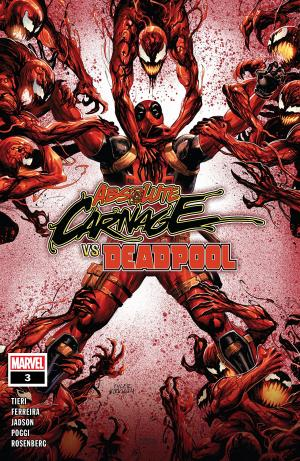 Absolute Carnage Vs. Deadpool # 3 Issues (2019)