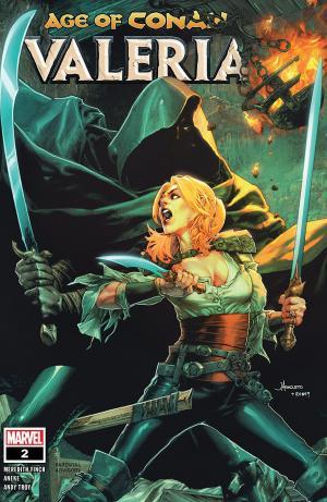 L'ère de Conan - Valeria # 2 Issues (2019)