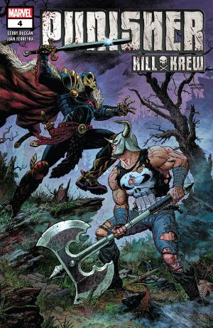 Punisher Kill Krew 4 Issues (2019)