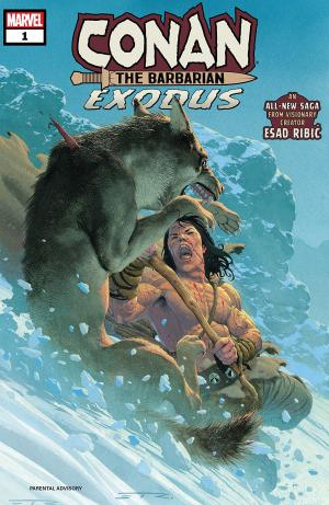 Conan The Barbarian - Exodus édition Issue (2019)