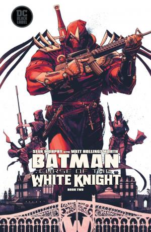 Batman - Curse of the White Knight 2 - Regular Cover