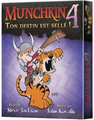 Munchkin 4 édition simple
