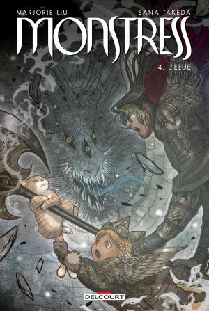 Monstress 4 TPB hardcover (cartonnée)