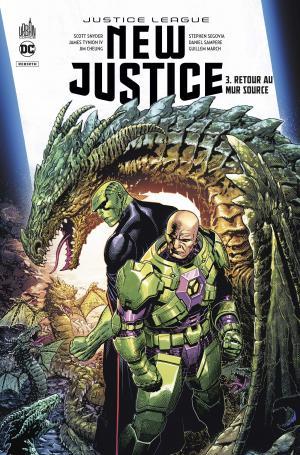 New Justice 3 TPB Hardcover (cartonnée)