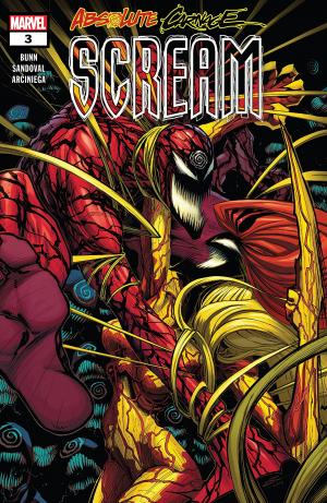 Absolute Carnage - Scream # 3 Issues (2019)