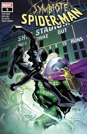 Symbiote Spider-Man # 5 Issues (2019)