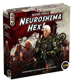 Neuroshima Hex édition simple