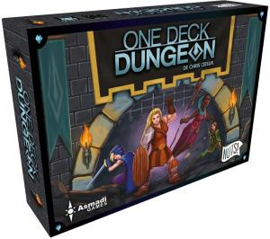 One Deck Dungeon édition simple
