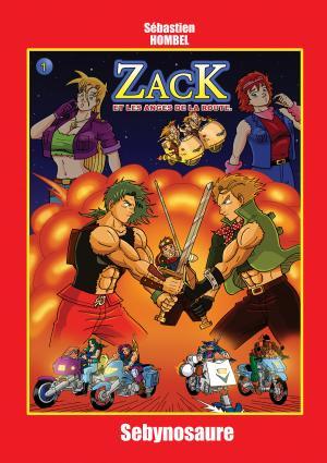 zack et les anges de la route 1 Global manga