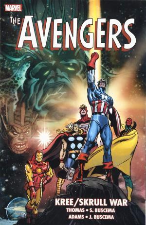 Vengeurs - La Guerre Krees / Skrulls édition TPB softcover (souple)