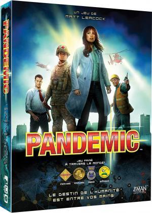 Pandemic édition simple