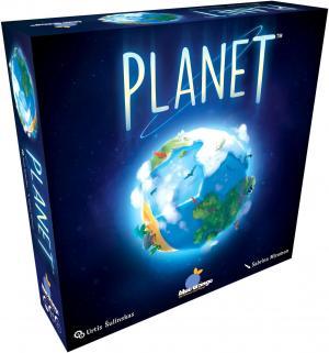 Planet édition simple